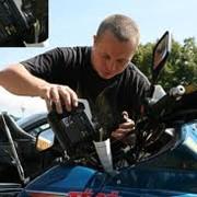 Моторные масла для 2-тактных агрегатов и 4-тактных двигателей мотоциклов фото
