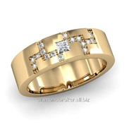 Кольца с бриллиантами W43045-1 фото