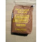 Краситель для бетона коричневый HM-470 фото