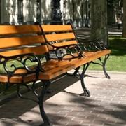 Изделия садово-парковой архитектуры фото