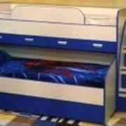 Кровать, Кровать детская Тутифрути фото
