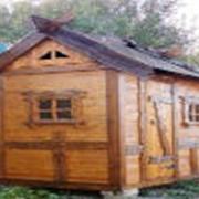 Изделия садово-архитектурные, садовая архитектура Украина, душевой домик фото