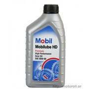 Масла автомобильные Mobilube HD 80W-90 фото