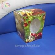 Упаковка Алма Графикс Рождественская фото