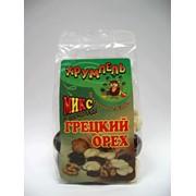 Грецкий орех в шоколаде микс 150г фото