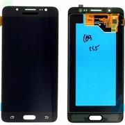 Дисплей для Samsung J510F (J5 2016) в сборе с тачскрином черный - AAA (TFT) с регулируемой подсветкой фото
