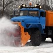 Снегоочиститель шнекороторный АМКОДОР 9531-03 на автошасси Урал-4320-41 фото