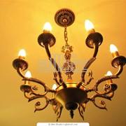 Сборка светильников фото