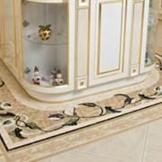 Мозаичный канат фото