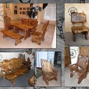 Состаренная (брашированная) мебель. фото