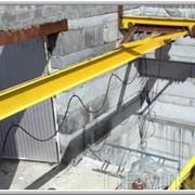Ремонт мостовых кранов. Ремонт кран-балок фото
