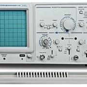 Осциллограф двухканальный С1-220 фото
