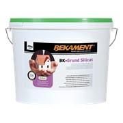 Грунтовка силикат BEKAMENT, BK-Grund Silicat 25 кг. фото