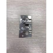 Кляммер для вентфасада угловой фото