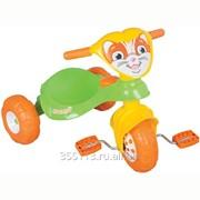 Детский велосипед pilsan smart bike котенок фото