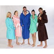 Халаты махровые фото
