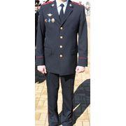 Костюм парадный Полиции мужской фото
