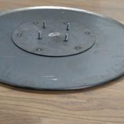 Шлифовальный диск 4 болта 600 фото