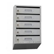 Ящик почтовый совмещенный ПЯС-5 фото