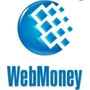 Ввод/вывод средств в системе WebMoney фото
