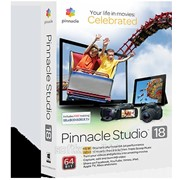 Pinnacle Studio 18 (Corel Corporation) фото
