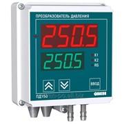 Датчики давления, преобразователи давления, тягонапоромер фото