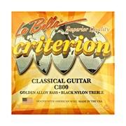 Струны для классической гитары La Bella Criterion C800 фото