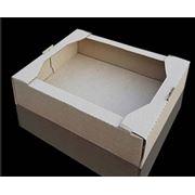 Гофролотки для хлебо-булочной продукции