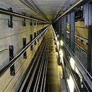 Монтаж шахты лифта, шахты лифта фото
