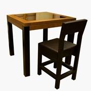 Стол обеденный Палермо с керамоплиткой Ерко фото