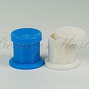 Стакан для мономера с крышкой (пластиковый) 10 мл фото