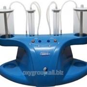 Аппарат для приготовления кислородных коктейлей МИТ-С (двухканальный) фото