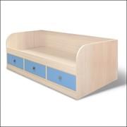 Кровать 1-спальная ПРИВЕРЕДА