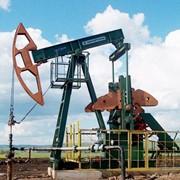 Добыча природного газа фото