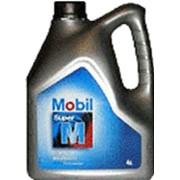 Всесезонное минеральное масло Mobil Super M 10W-40 фото