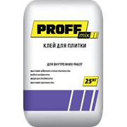 Клей Для Плитки Proff Mix фото