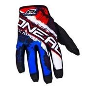 ONEAL Перчатки Jump SHOCKER черно-красные фото
