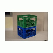 Ящик для бутылок с пищевыми жидкостями фото