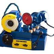 Станок для шлифовки фасок и торцов клапанов Р186 фото