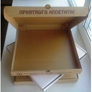 Коробка под пиццу/пирог фото