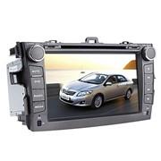 Автомобильный DVD player фото
