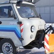 Малая коммунальная машина на базе УАЗ 3303 фото