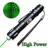 Лазерная указка 300 mW (зеленый луч) фото