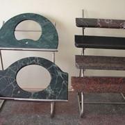 Подоконники гранитные и мойки кухонные встраиваемые фото