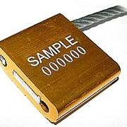 Тросовые Кэйбл Сил 5,0 мм (50 см) фото