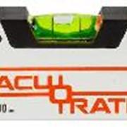 "Уровень ЗУБР ""ACURATE 3"" коробчатый усиленный, 3 ампулы, 80см. Артикул: 34593-080 фото"