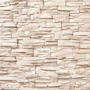 Искусственный камень — Доломитовый скол 13-010, цвет слоновая кость фото