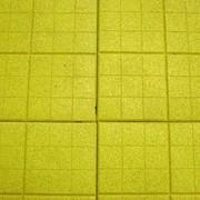 """Резиновая плитка 350х350 высотой 30 мм """"Сетка"""" фото"""