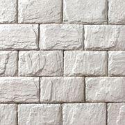 Искусственный камень — Датский цоколь 05-010, цвет слоновая кость фото