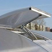 Теплица СИБИРСКАЯ сварн Стандарт Автоинт 10х3х2 фото